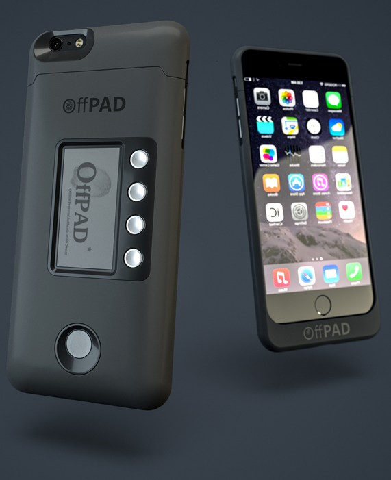 OffPad - produktbilde